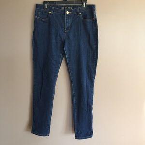 Michael Kors denim skinny leg Jeans